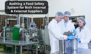 TIPA Member Training Session: Audit Training for Food Safety