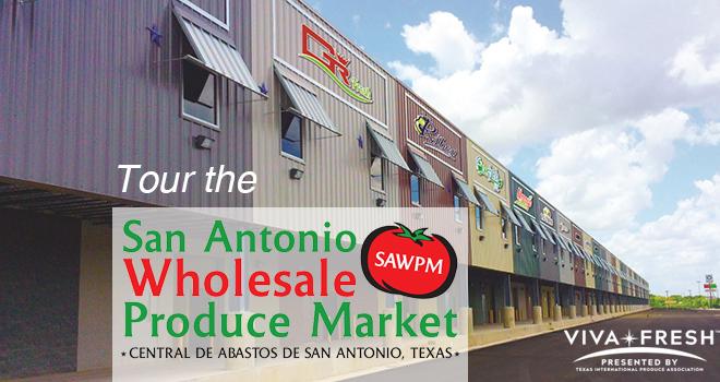 Viva Fresh Announces San Antonio Wholesale Produce Market Tour